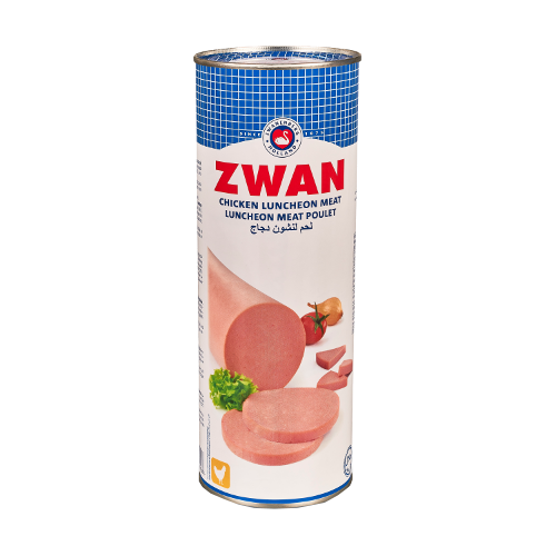 ZWAN Chicken Luncheon 850g - Halal