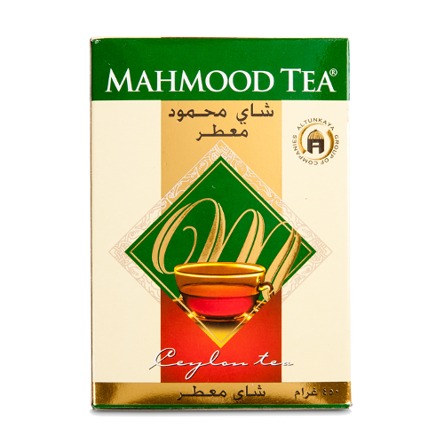 Mahmood Earl Grey Tee, lose 450g