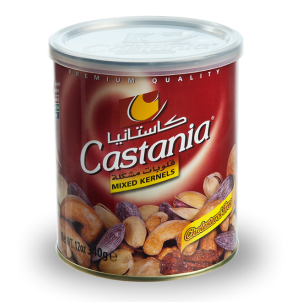 Castania Mixed Kernels (Rote Dose)  300g