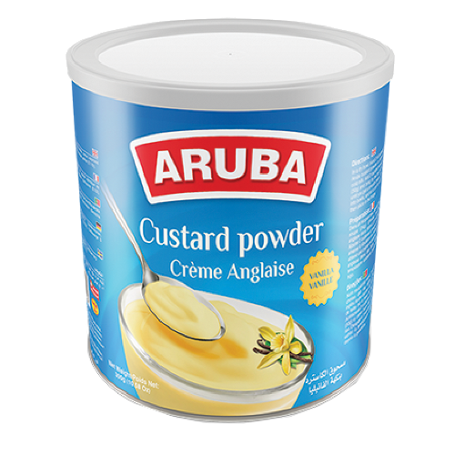 Aruba Custard/Pudding, Vanille 300g