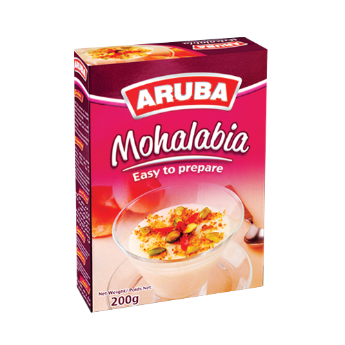 Aruba Muhallabia Pudding 200g