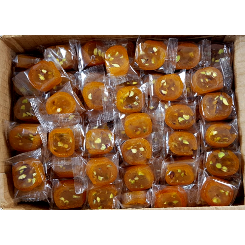 "Oussayma Ghrawi ""Malban Apricot Round"" 1kg"